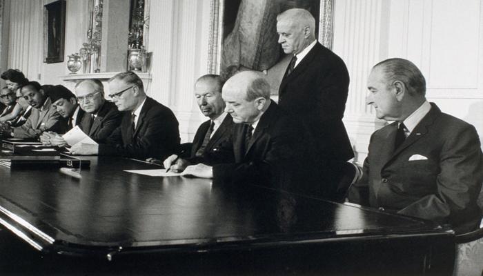 50 years of the Non-Proliferation Treaty