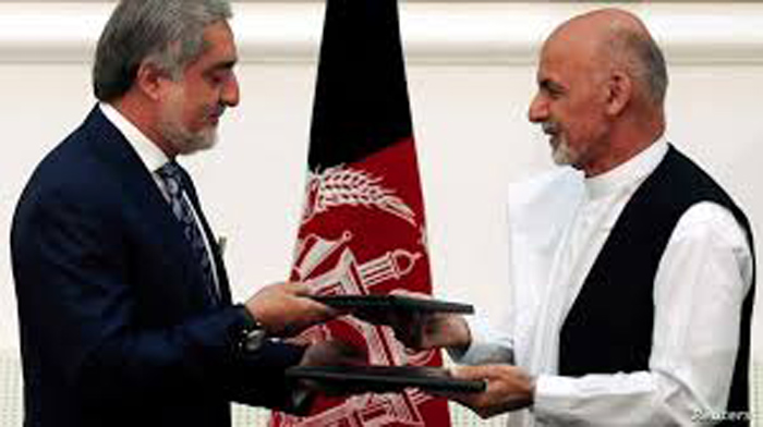 Imported system of distribution of powers in Afghanistan