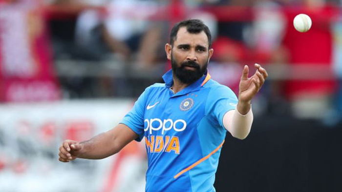 Fast bowler Mohammad Shami reveals how Wasim Akram, Zaheer Khan shaped his career