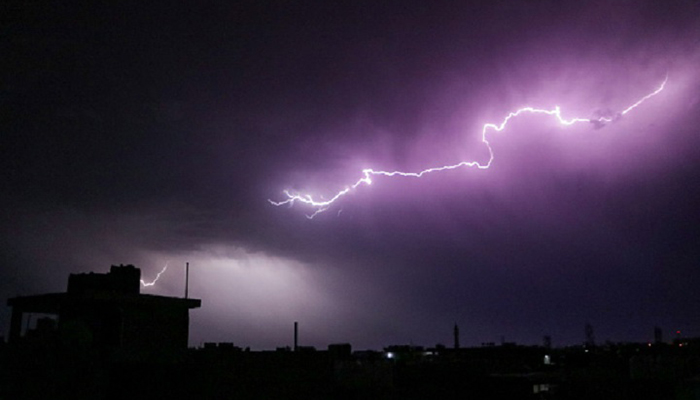 Death toll due to thunderstorm and lightning in Bihar and UP rises to 116