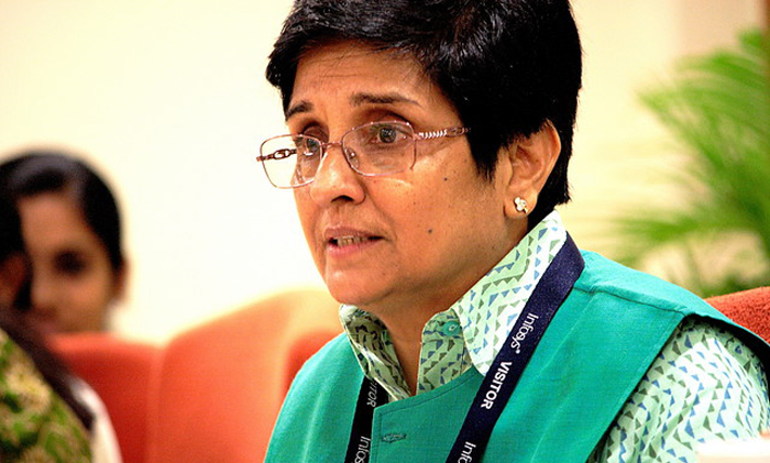 Pondy Lt Guv Kiran Bedi tests negative for coronavirus