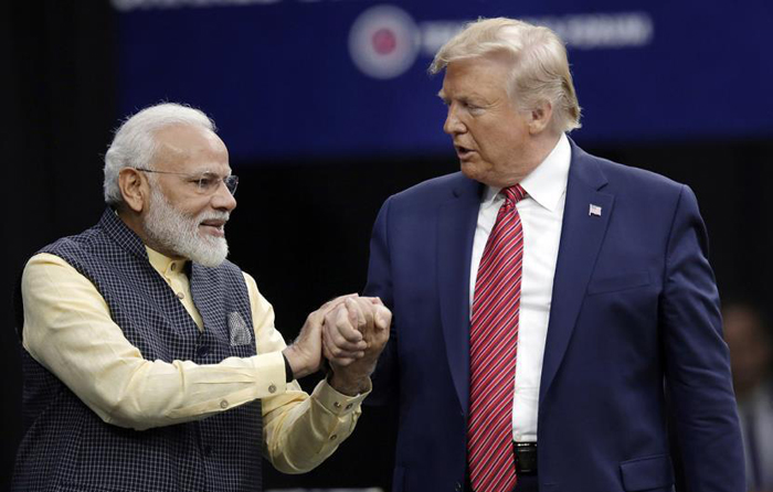 U.S. military to stand with India in conflict with China, indicates WH official