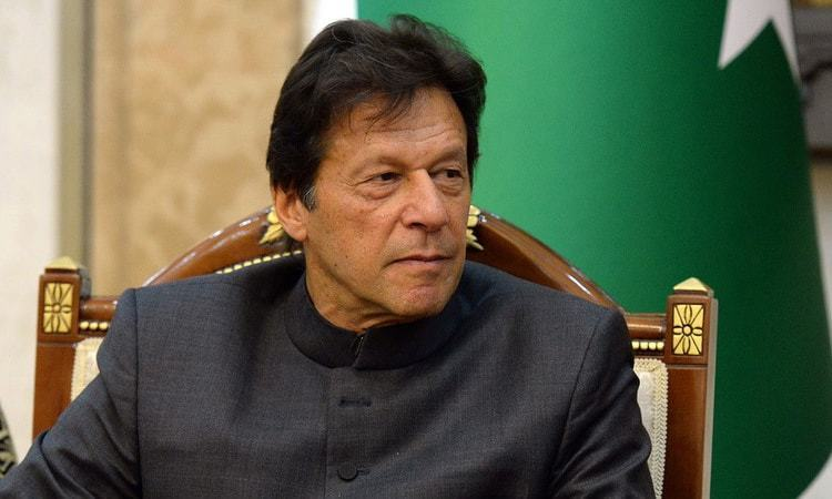 Pakistan's Imran Khan misfires