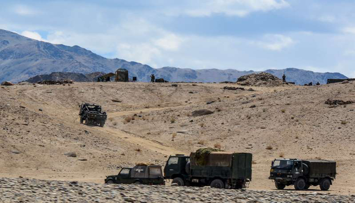 Chinese, Indian troops pull back from clash site in Galwan, buffer zone made to prevent escalation