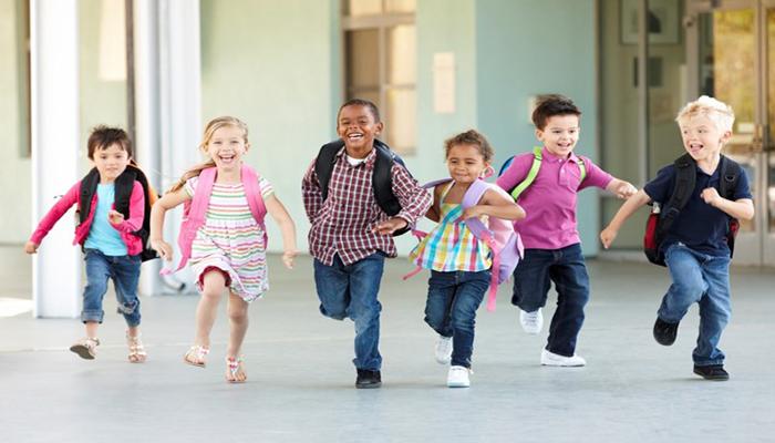 Seven steps to handle children
