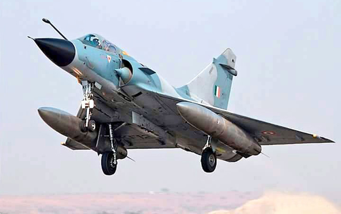 IAF's MiG-29 fighter aircraft, Apache attack helicopters conduct night patrolling along LAC with China
