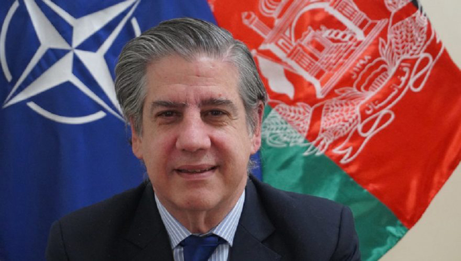 Taliban led violence absolutely unacceptable- NATO SCR in Afghanistan