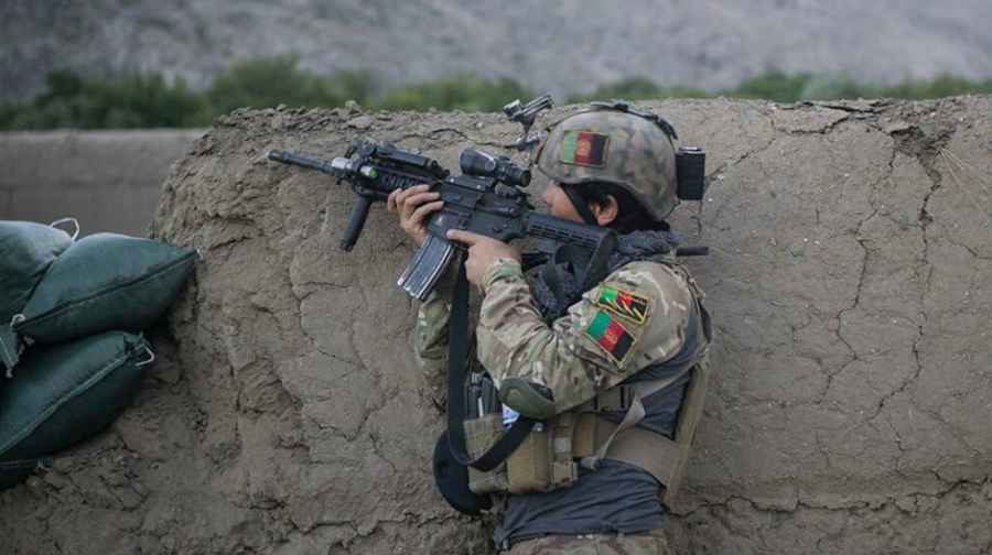 Taliban militants suffer heavy casualties as Afghan forces repel attack in Zabul