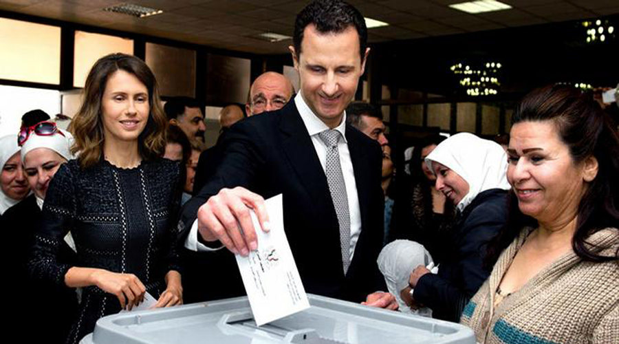 Syrian Parliamentary elections neither free nor fair