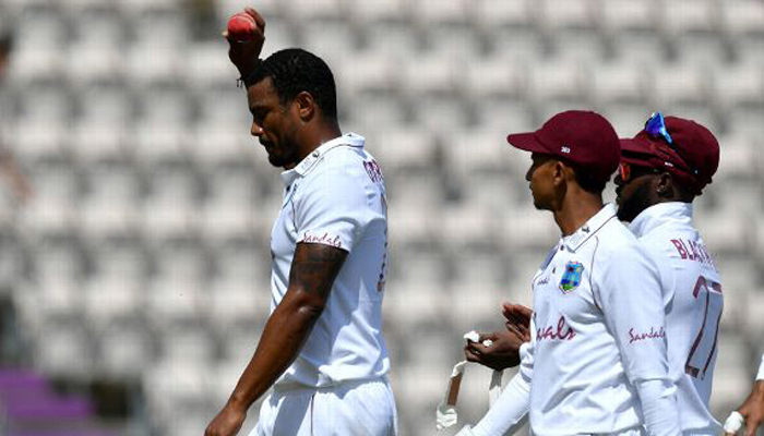 Blackwood, Gabriel heroes as Windies seal famous victory