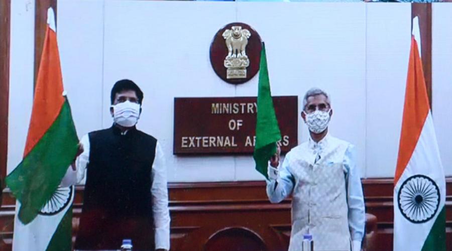 India-Bangladesh ties based on mutual trust and respect: Jaishankar