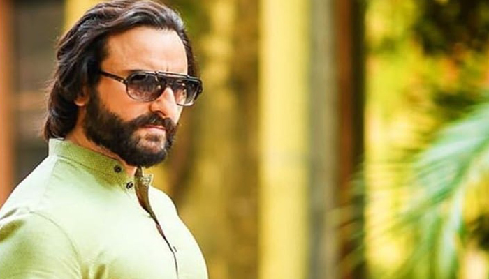 Saif Ali Khan: Even I have been a victim of nepotism but nobody speaks of that