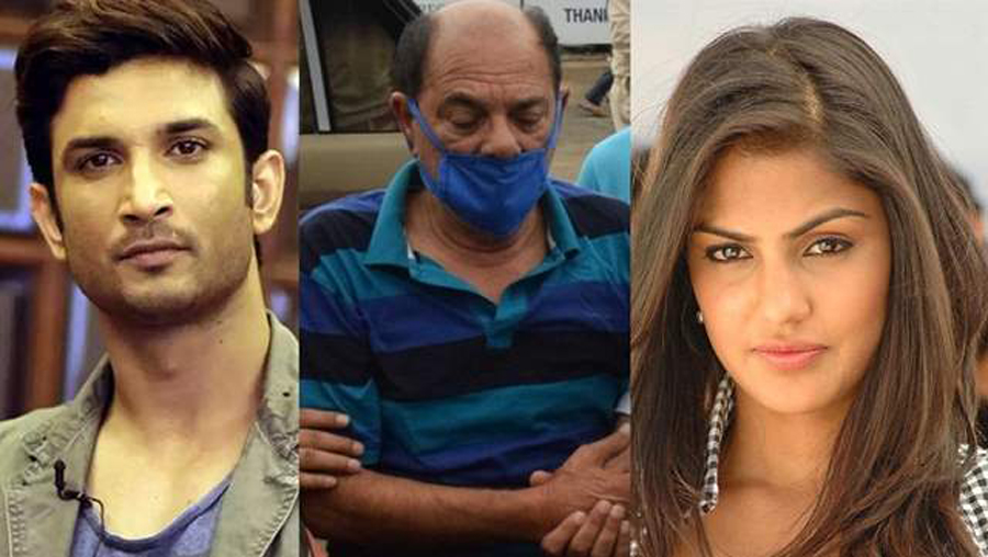 Rhea Chakraborty threatened to frame Sushant Singh Rajput, used his credit cards, says his father in FIR