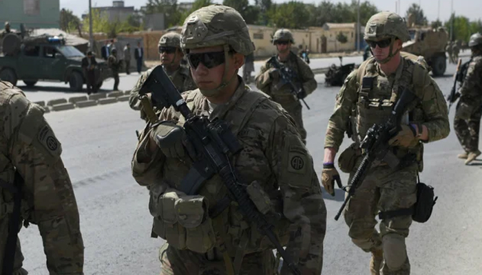House panel votes to constrain Afghan drawdown, ask for assessment on 'incentives' to attack US troops