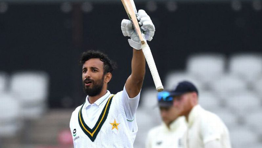 Shan Masood 156 sets stage before Pakistan seamers tear things up