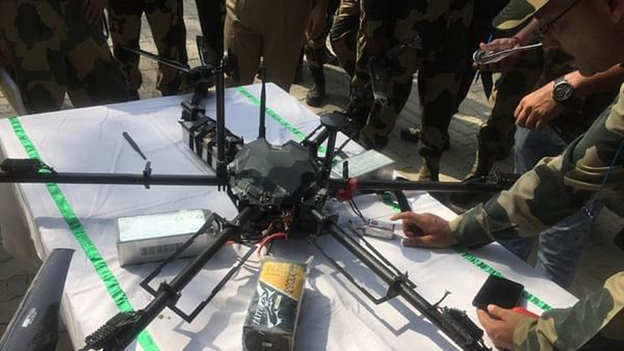 J&K terrorists run out of weapons, Pakistan's conspiracy to deliver weapons from drones