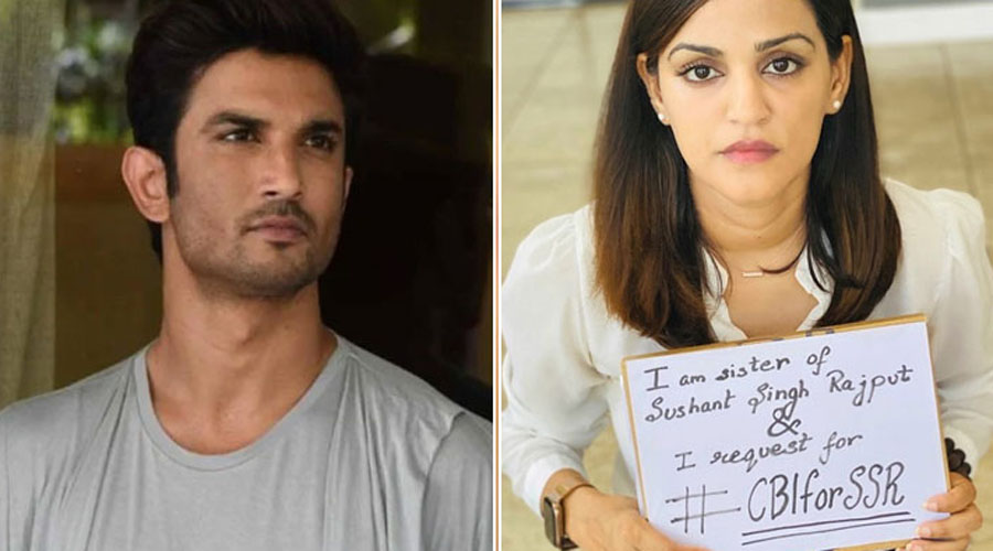 Sushant Singh Rajput's sister Shweta on CBI probe: Family 'will never be able to live a peaceful life' until truth is out