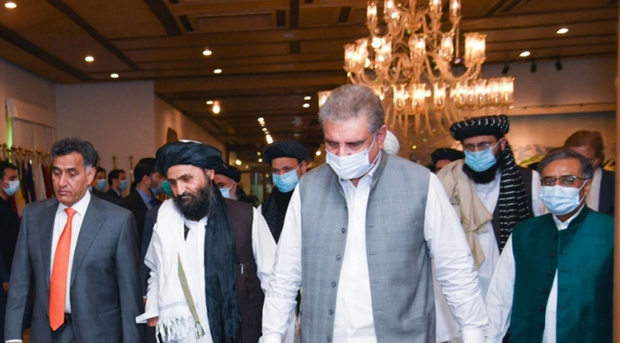 Afghan Taliban's Pakistan visit and its impact