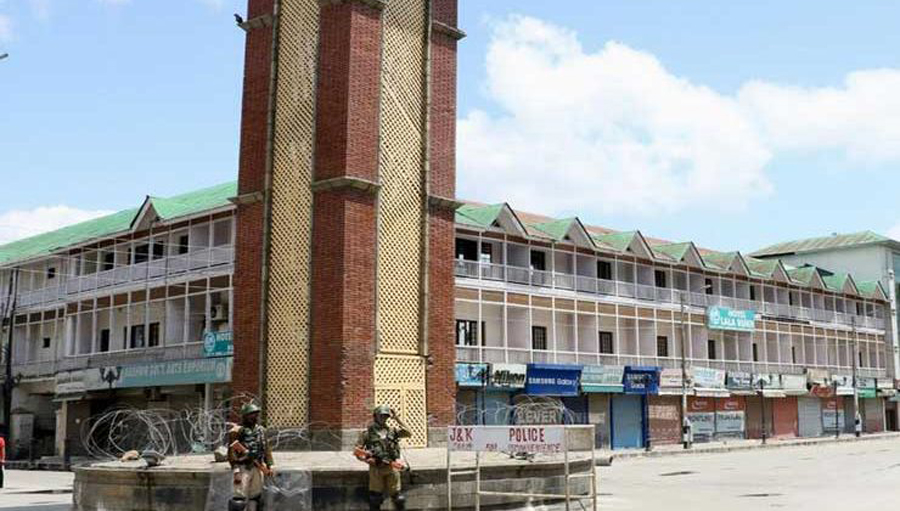 """""""One Year Of Article 370 Abrogation"""".A Look At The Redefined Life In Jammu and Kashmir"""