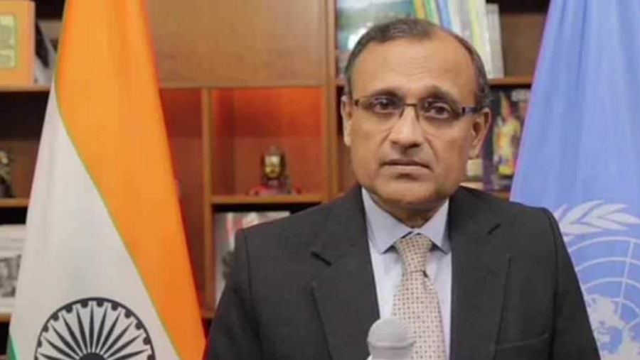 Indian envoy to UN outlines Pakistan's direct involvement in manufacturing terror