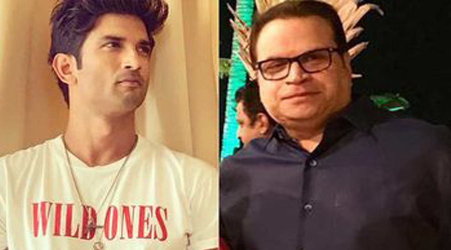 Ramesh Taurani confirms offering Sushant Singh Rajput a film, reveals details of their last call a day before actor's death