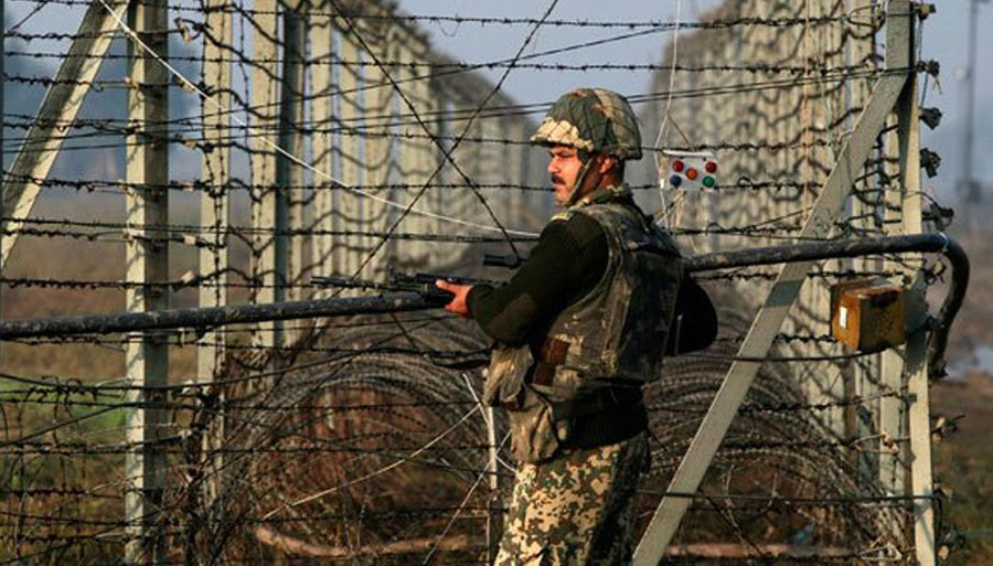 Army personnel killed in firing by Pakistani troops