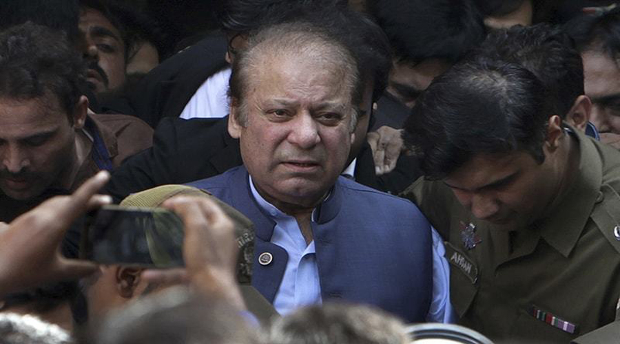 Pakistan's mission in London gets warrants for Nawaz