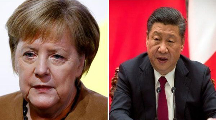 Germany break ranks with China, shifts to adopting India