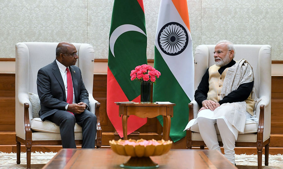 Maldives FM Abdulla Shahid thanks India for $250mn support to deal with COVID-19