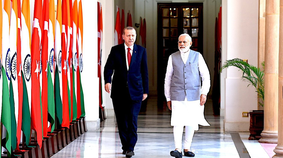 Turkish President Erdogan's remarks on J&K at UNGA 'completely unacceptable': India