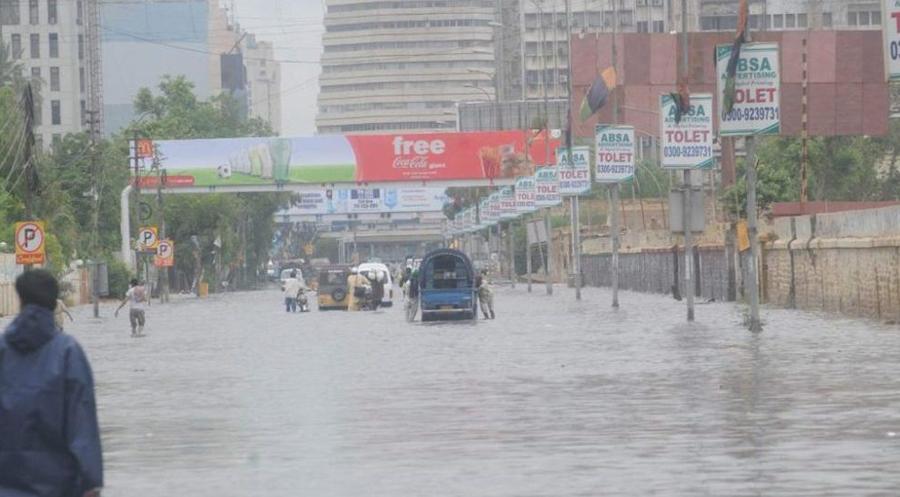 Rain in Karachi: unexpected calamity or political revenge
