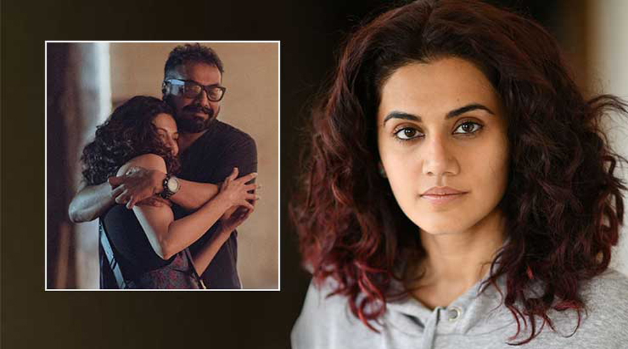 Taapsee to 'break all ties' with friend Anurag Kashyap if he is found guilty of sexual harassment