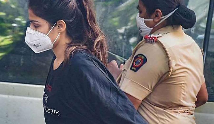 Rhea sent to 14-day judicial custody