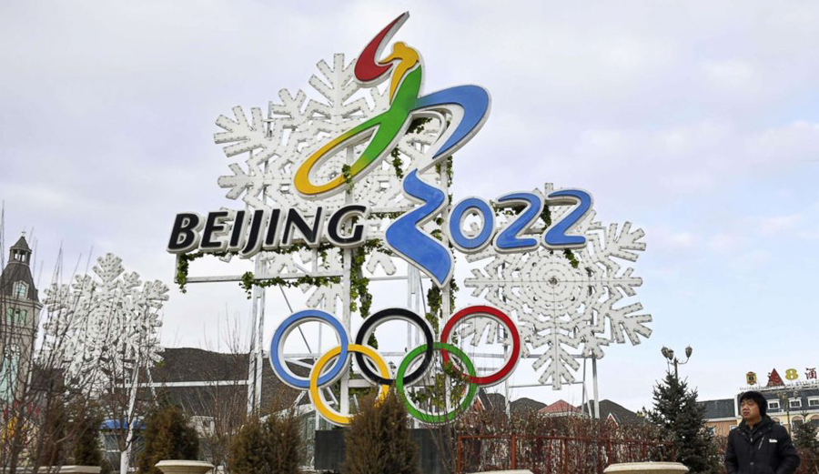 Young and Braun Young and Braun reiterates demand to Move 2022 Olympic Games Out of China