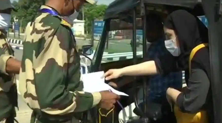 Pakistani nationals stranded in India due to lockdown return via Attari-Wagah border