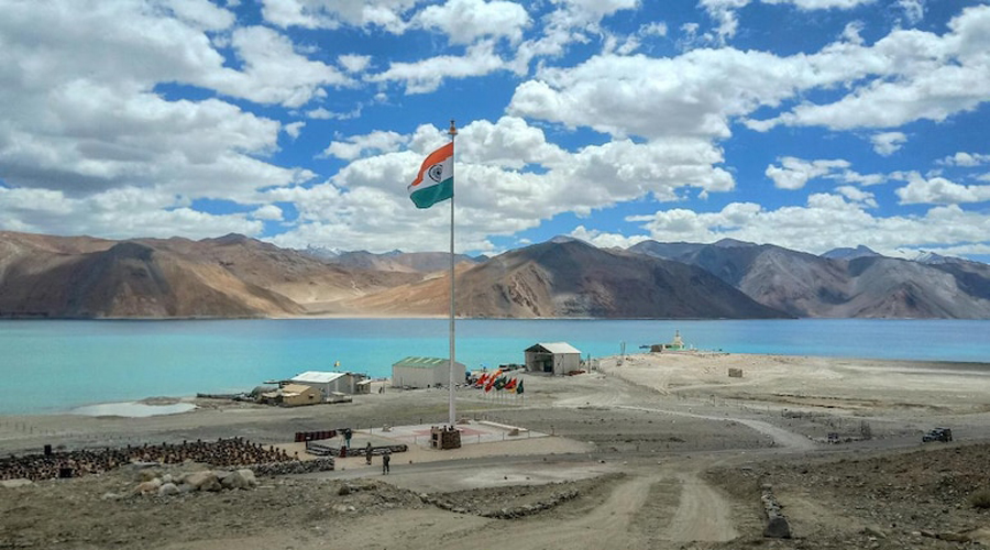 Pangong Tso confrontation: India boosts troop numbers on 'strategic heights'