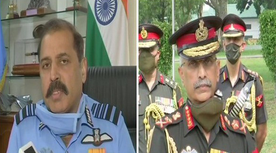Amid standoff with China, IAF chief reviews operational preparedness of frontline air bases