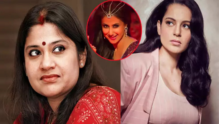 Renuka Shahane reacts to Kangana Ranaut's 'soft porn star' comment on Urmila Matondkar, says 'It crosses the line of decency'