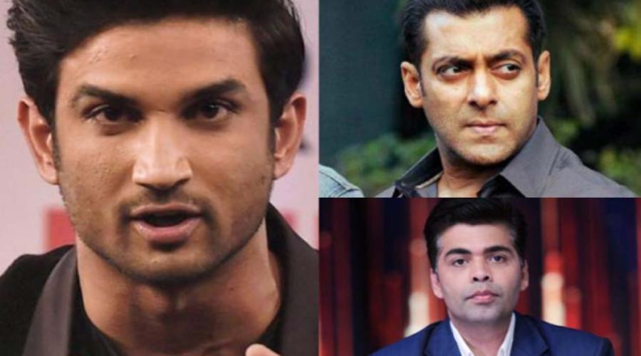 Sushant Singh Rajput Case: Muzaffarpur Court Orders Salman Khan, Karan Johar And 7 Others to Appear