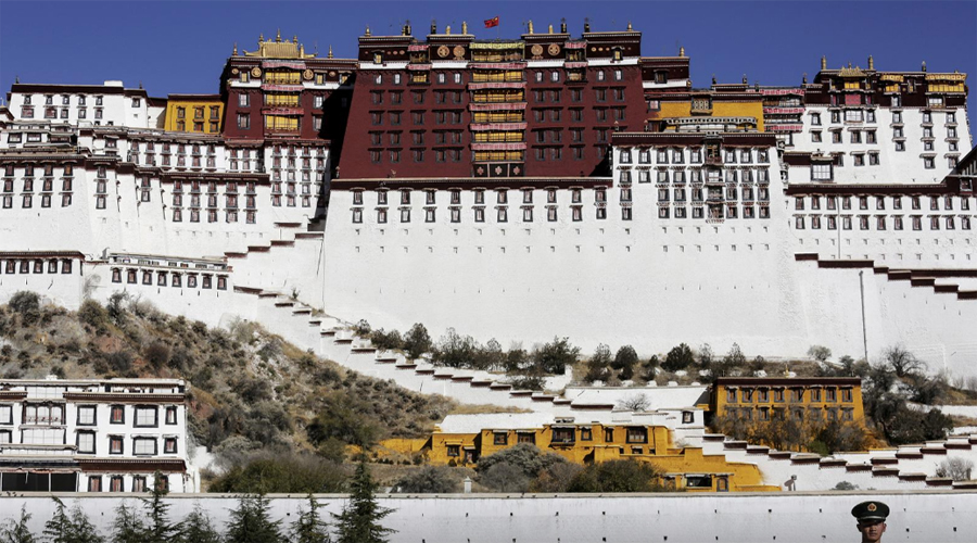 China sharply expands mass labour programme in Tibet