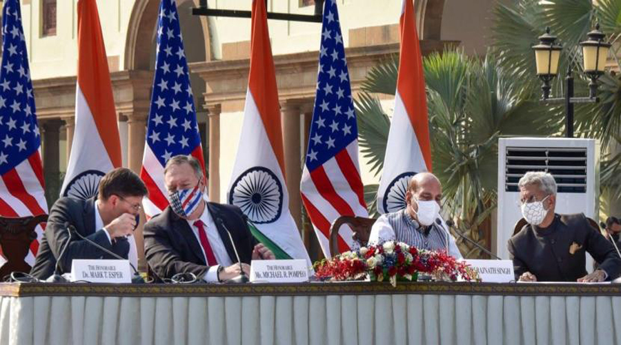 Indo-U.S. 2+2 Ministerial Dialogue brought 'unprecedented cooperation' between two countries, say U.S. lawmakers
