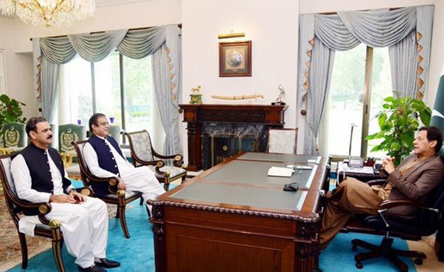 Pakistan PM's top aide Asim Saleem Bajwa resigns following reports of corruption