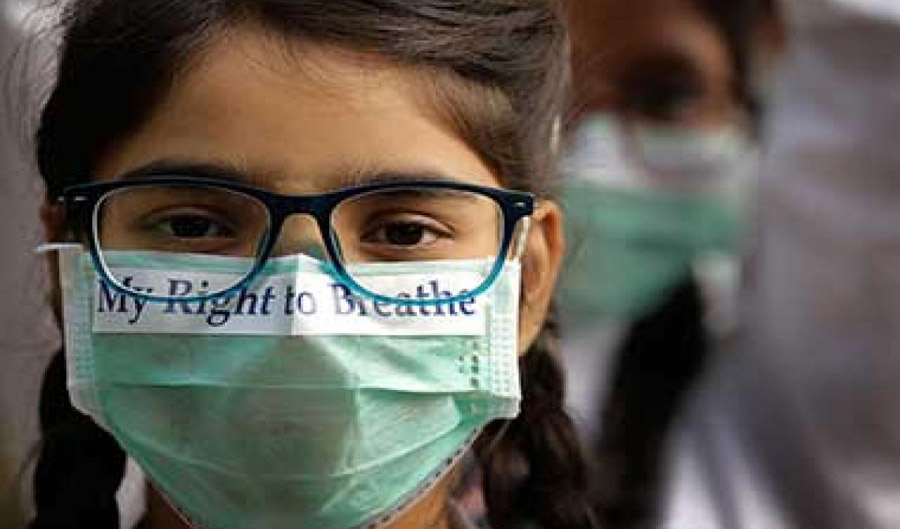 Pollutant levels spikes at several places in Delhi