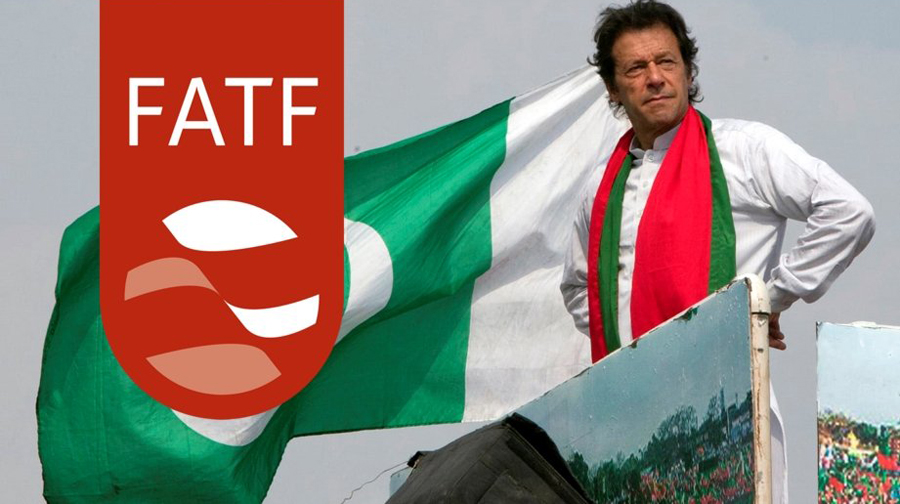 Pak politicises FATF, hires top lobbying firm for a US bailout from grey list