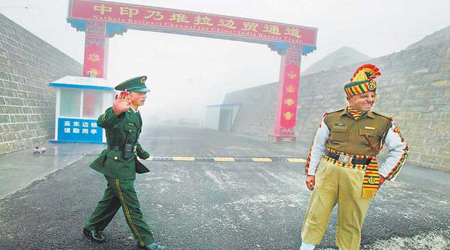India Returns Captured China Soldier