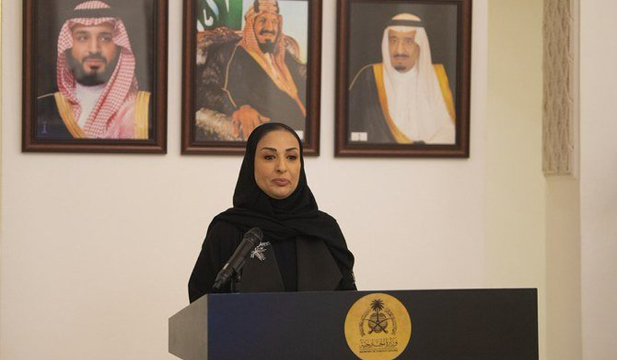 Saudi Arabia appoints second female ambassador