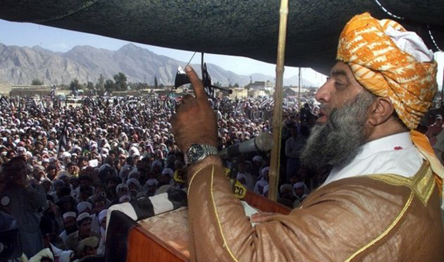 Peshawar Mosque Blast Exposed Imran Khan's Tall Claims Of Rooting Out Terrorism: Fazlur Rehman