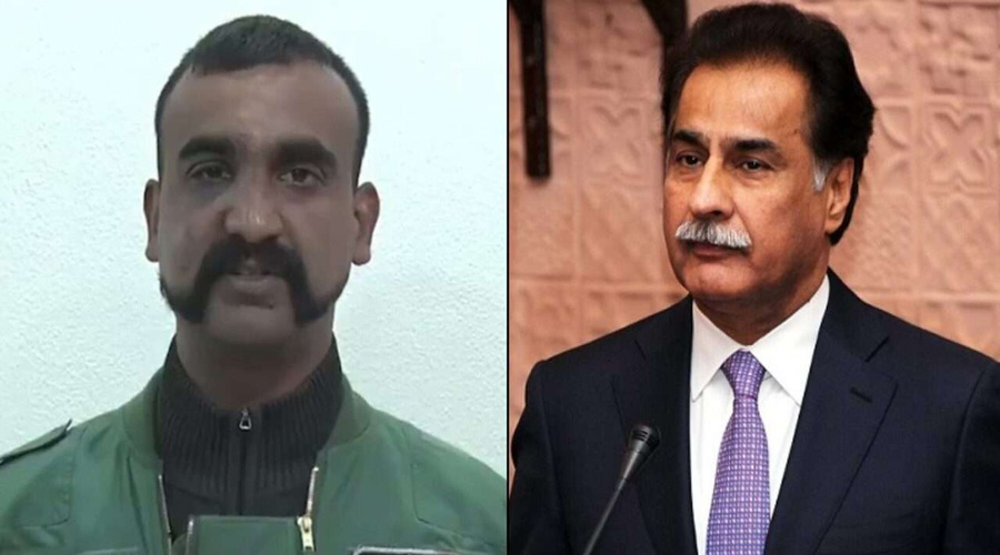 'COAS Bajwa's legs were shaking': Pakistan MP recalls why IAF pilot Abhinandan Varthaman was released