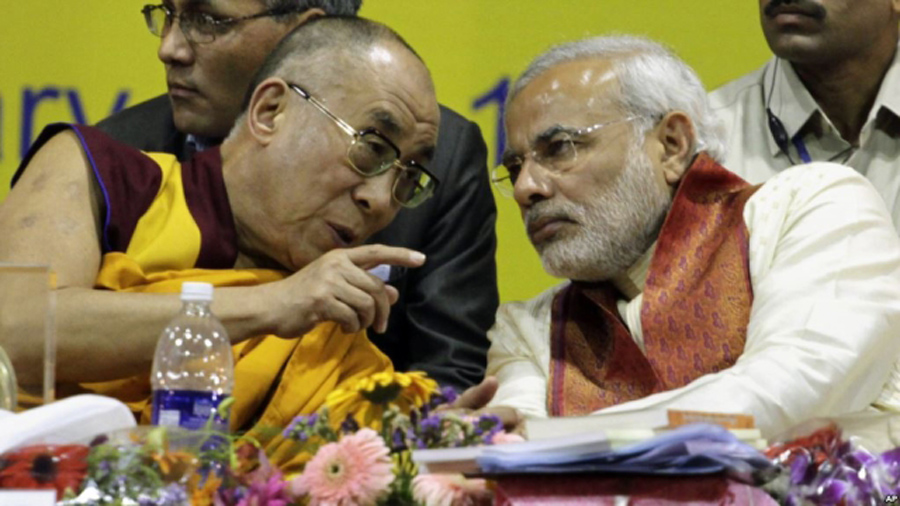 China spying Dalai Lama, PMO officers, CMs and state Chief Secys