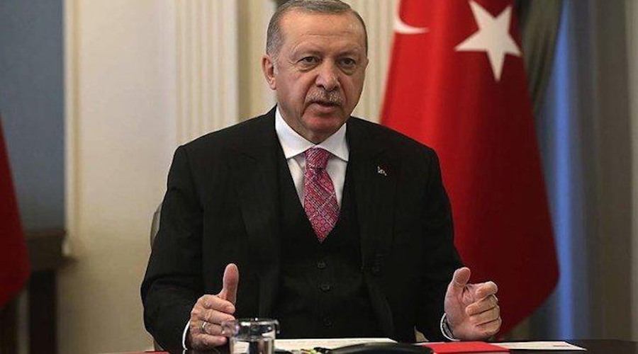 Erdogan raises salary by 8.3 pct days after urging citizens to show 'patience' in face of financial problems